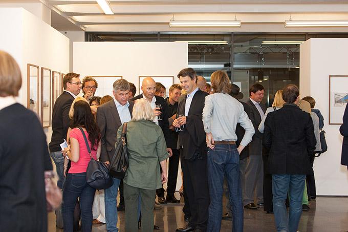 Ausstellung Walter A Noebel Architektur Und Bauingenieurwesen